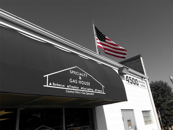 Specialty Gas House Grill Shop