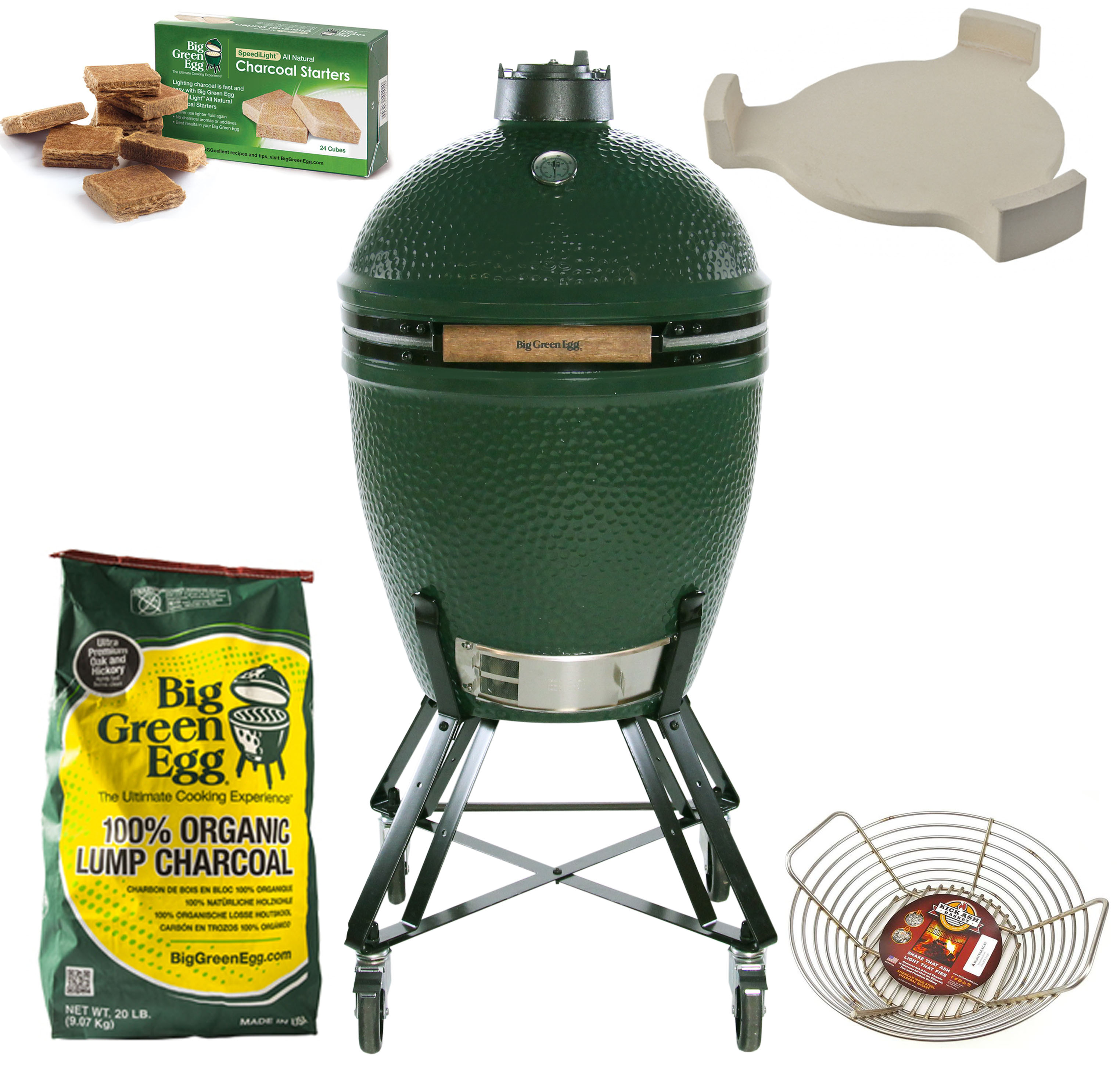 Large Big Green Egg Package The Ohio Eggfest