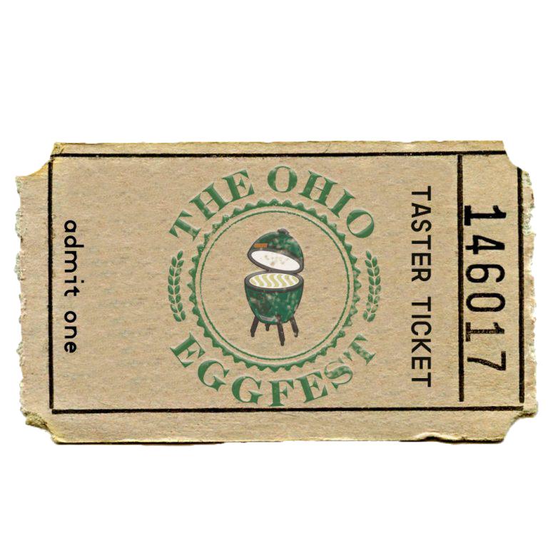 The Ohio Eggfest Ticket