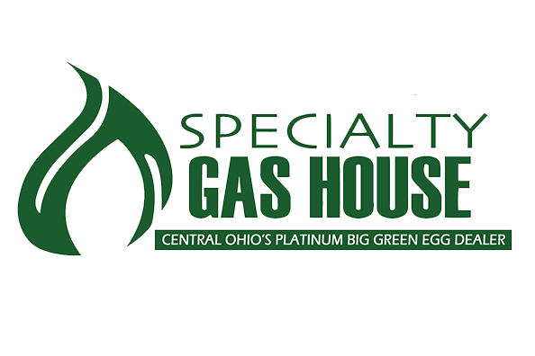 specialty gas house logo eggfest