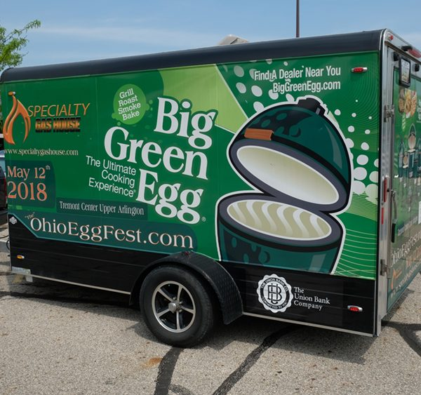 big green egg delivery